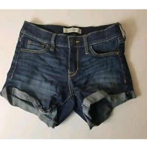 Abercrombie Fitch Shorts Cuffed Size 00